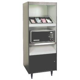 All State AS271 Condiment Stand Single Shelf