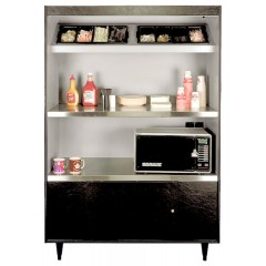 All State 492-4-HT2 N/L Condiment Stand