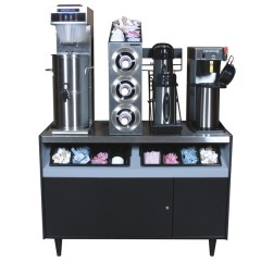 All State OCS490 Condiment Office Coffee Stand