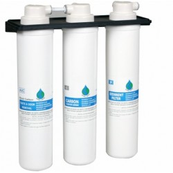 Global Water ET 3 Stage Filter Replacement Set
