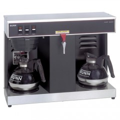 Bunn VLPF Automatic Brewer with 2 Warmers 3.8 g/hr