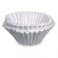 Bunn 9 3/4 x 4 1/4 12 Cup Narrow Fast Flow Style Coffee Filter 1000/CS