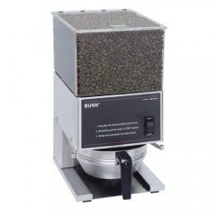 Bunn LPG Low Profile 6 lb. Grinder