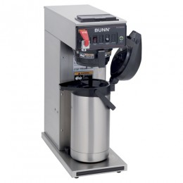 Bunn CWTF APS-DV Airpot Brewer Plastic Funnel-SS Funnel - Dual Voltage