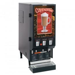 Bunn FMD-3 DBC BLK Hot Beverage Dispenser with 3 Hoppers - 120V