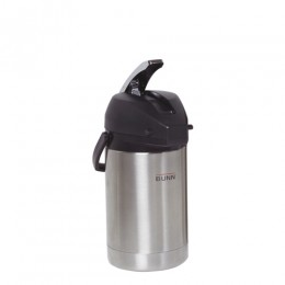 Bunn 2.5 Liter Stainless Steel Lined Lever Action Airpot
