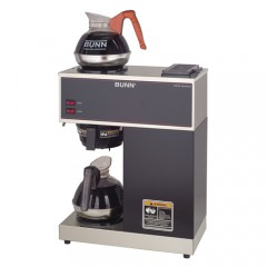Bunn VPR Pourover Brewer w/ 2 Warmers