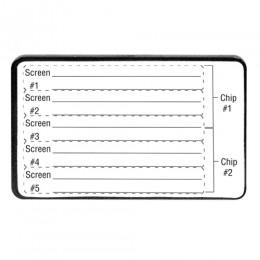 Bunn Advertisement Card for Recipe Writer Interface