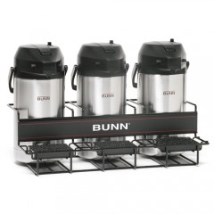 Bunn UNIV-3 APR Three Pot Universal Airpot Rack