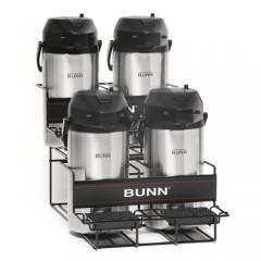 Bunn UNIV-4 APR Two Tier Four Pot Universal Airpot Rack