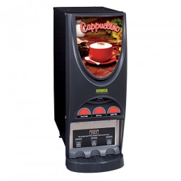 Bunn iMIX-3 Cappuccino / Espresso Machine Hot Beverage Dispenser