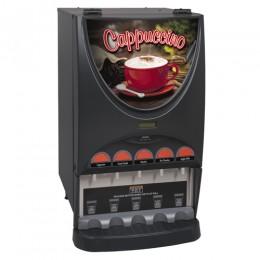 Bunn iMIX-5 BLK Powdered Beverage Dispenser 5 Hoppers 120V