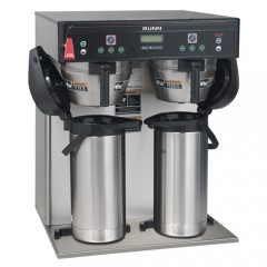 Bunn ICB Infusion Twin Coffee Brewer Stainless Steel 120/208V