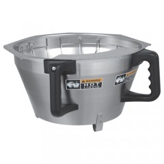 Bunn 40114.0000 Stainless Steel Funnel