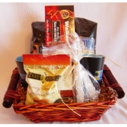 Cuda Coffee Break Gift Basket