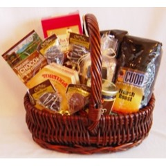 Make Mine Mocha Gift Basket