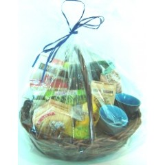 Cuda Coffee Taste of the Tropics Gift Basket