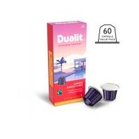 Dualit and Nespresso Compatible 15887 Lungo Aluminum Capsules 100 Pack