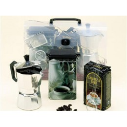 European Gift 310 The Stovetop Coffee to go Gift Package