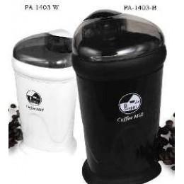 La Pavoni PA-1403-B La Pavoni Mill Coffee Grinder - Black