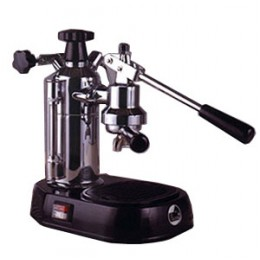 La Pavoni EPBB-8 Europiccola Lever Espresso Machine Black Base