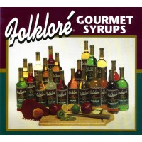Folklore Gourmet Syrups - Washington Apple