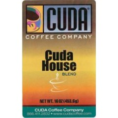 Cuda Coffee House Blend 1lb