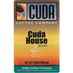 Cuda Coffee House Blend 5lb