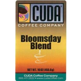 Cuda Coffee Bloomsday Blend 1lb