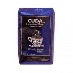 Cuda Coffee Espresso Blend (1 lb.)