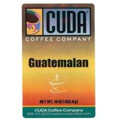 Cuda Coffee Guatemalan 1lb