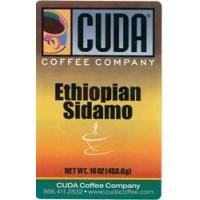 Cuda Coffee Ethiopian Sidamo 1lb