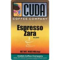 Cuda Coffee Espresso Zara 1lb