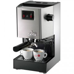 Gaggia GACLA SS Classic Espresso Machine Brushed Stainless Steel