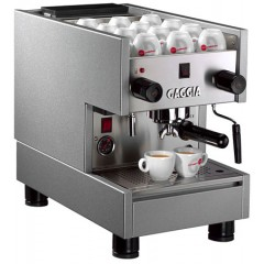 Gaggia 54202 TS Semi-Commercial Stainless Steel Espresso Machine