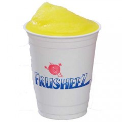 Gold Medal 1214 Lemonade Frusheez 14oz  Cups 1000/CS