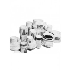 Grindmaster 13 x 5 Coffee Filter for ABB1.5P/SS Brew Basket 500/CS