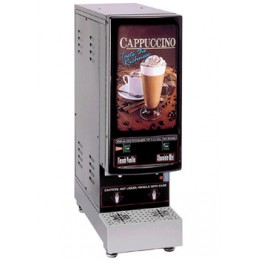 Cecilware 2K-GB-LD Budget K Two Flavors Cappuccino Dispenser 120V