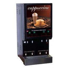 Cecilware 4K-GB-LD Budget 4 Flavor Hot Cappuccino Dispenser 120V