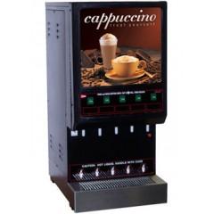 Cecilware 5K-GB-LD Budget Series 5 Flavor Hot Cappuccino Dispenser