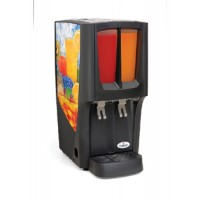 Crathco G-Cool C-2S-16 Mini-Duo Premix Cold Beverage Dispenser