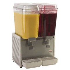 Crathco D25-4 Cold Beverage Dispenser for Premix 2 Bowl