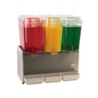 Crathco D35-4 Premix Cold Beverage Dispenser 3 Bowl