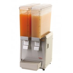 Crathco E29-4 Mini Cold Beverage Dispenser for Premix 2 Bowl