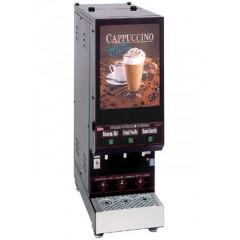 Cecilware GB3M5.5-LD Spacesaver 3 Flavor Hot Cappuccino Dispenser