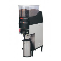 Grindmaster GNB-20H Airpot Coffee Brewer w/ Grinder Dual Bean