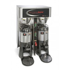 Grindmaster PBIC-430 Twin 1.5 Gallon Shuttle Coffee Brewer 120/240V