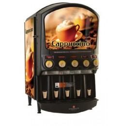 Grindmaster PIC5 Powdered Specialty Beverage Five Flavor Dispenser