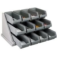 Cambro Versa Condiment Organizer Rack 12 Bins