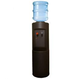 Alpine 6700-C Alternative Bottle Water Cooler Hot and Cold Charcoal